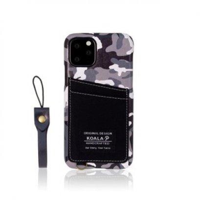 TORRII KOALA-P TWO CARD SLOTS - FINGER STRAP CASE FOR IPHONE11 PRO