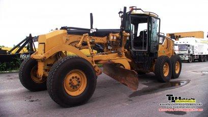 รถเกรด CAT140M ปี 2008  ชั่วโมง 5,XXX  นำเข้า USA ถึงไทยเรียบร้อย