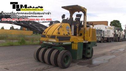 DYNAPAC  CP132 9 wheel  Year  2003