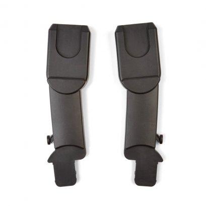 Airo Pushchair & Car Seat Adaptors - Black