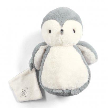 ตุ๊กตาเพนกวินพร้อมผ้ากัด - My 1st Penguin & Comforter