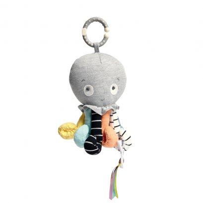 mamas & papas ของเล่นแขวนปลาหมึกยักษ์ Soft Toy - Socks the Octopus