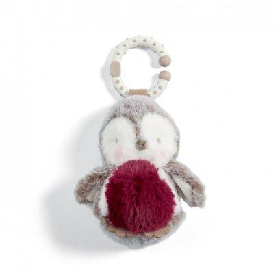 ของเล่นแขวนรถเข็นโรบิน Robin Linkie Toy - Happy Little Christmas