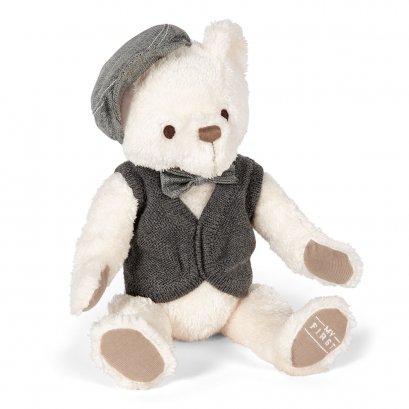 ตุ๊กตา my first bear blue - soft toy