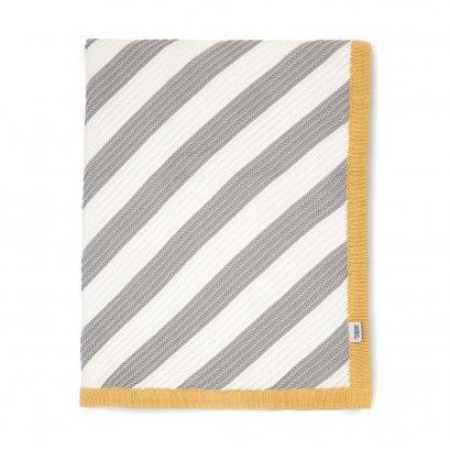 Knitted Blanket  - Diagonal