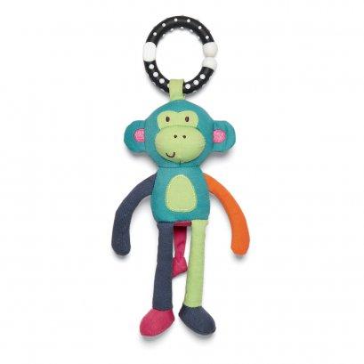 ของเล่นติดรถเข็น Travel Toy - Linkie Monkey