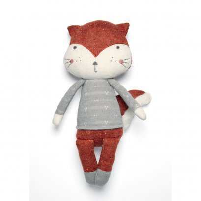 ตุ๊กตาสุนัขจิ้งจอก Soft Toy - Knitted Fox
