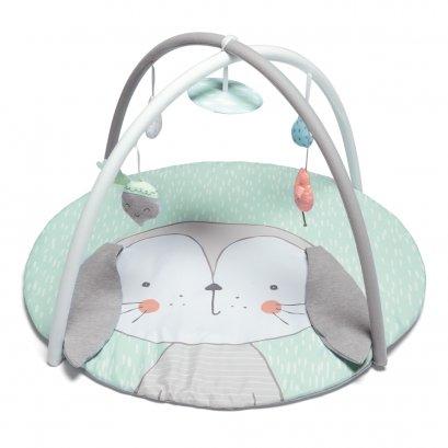 เพลยิมเสริมทักษะ Playmat with Hanging Toys - Bunny