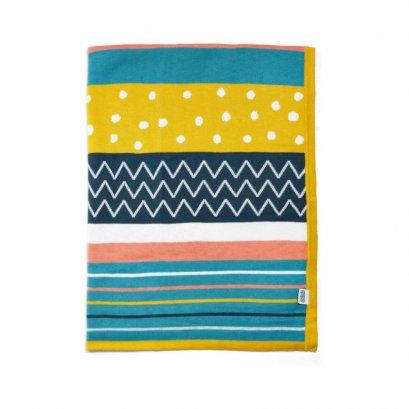 ผ้าห่มลายริ้ว Pattern Stripe