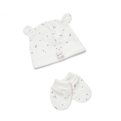 Star Hat & Mitts