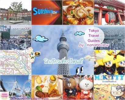 Tokyo Travel Guides