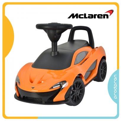 รถขาไถสำหรับเด็ก McLaren สีส้ม