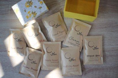 Preda Premium Gift Box (drip-bag)