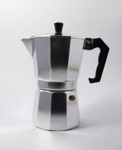 Moka Pot [Aluminium 6 cups]