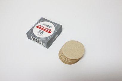 Paper filter Moka pot ;3 cups