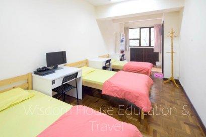 ที่พักแบบเป็นโฮสเตล / หอพักนักเรียนE & S Singapore