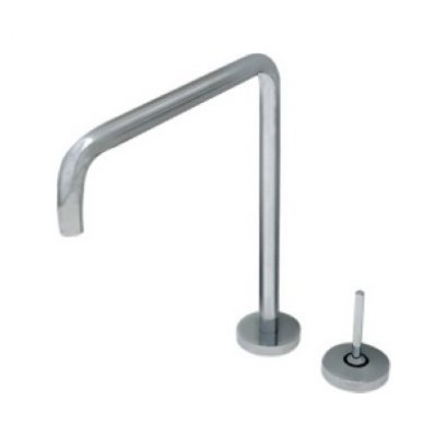 IDS Natural Extended Mixer Faucet with Stop Valve - A-1370-110