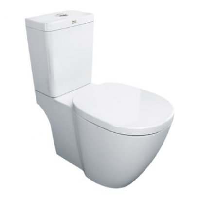 Concept Cube Close Coupled Toilet -TF-2704
