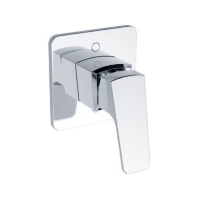 Concept Square Built-in shower mixer - A-0422-500B