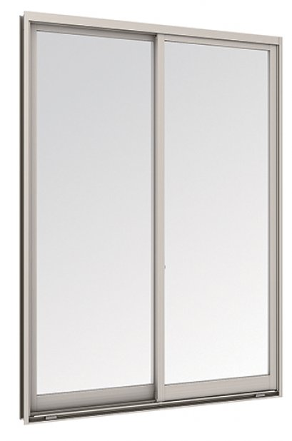 P7 2 PANELS SLIDING WINDOW
