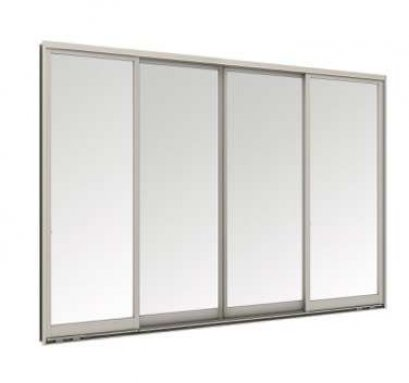 P7-V 4 Panels Sliding Window