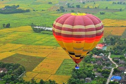 热气球冒险 Balloon Adventure Chiang Mai