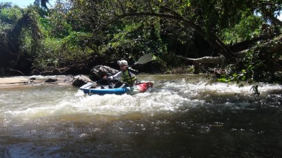 Chiang Dao Jungle Kayaking Adventure (A)