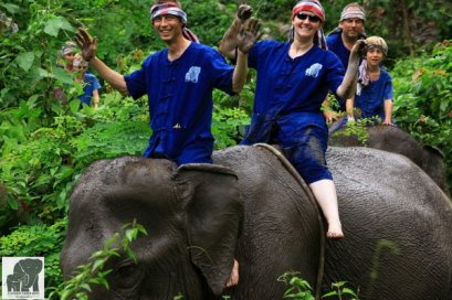 One Day Elephant Carer Home Training