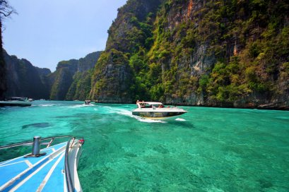 Half Day Trip Hong Island by Speed Boat
