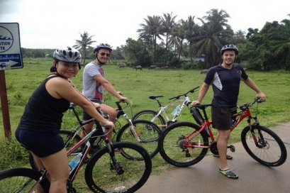 Half Day Koh Klang Culture Cycling