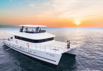 Krabi - Luxury Sunset Cruise by Yacht Master