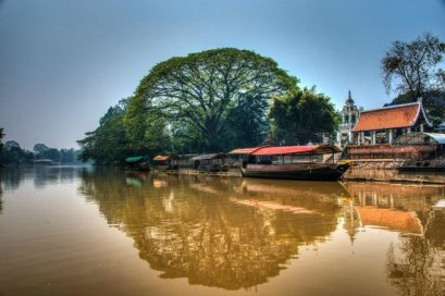 Mae Ping River Cruise (2 Hrs.Duration)