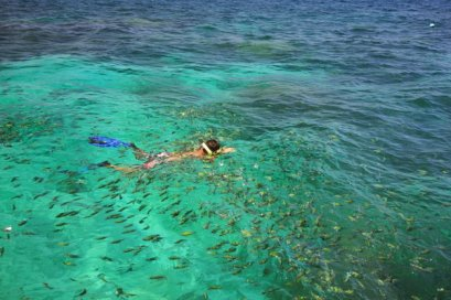 1 Day Trip Khai Island Snorkeling by Speed boat