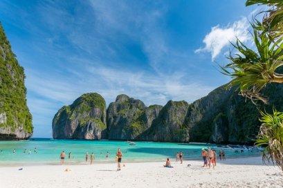 1 Day Trip Phi Phi Island-Maya Bay-Bamboo Island
