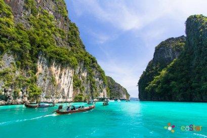 โปรแกรมเต็มวัน หมู่เกาะพีพี-มาหยา-เกาะไข่ ไปเช้า กลับเย็น