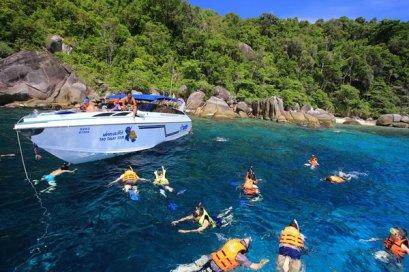 1 Day Trip Similan Island