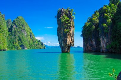 1 Day Trip James Bond Island-Naka Noi Island
