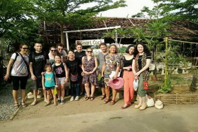 Smart Cook Thai Cookery School (Cooking in Farm)