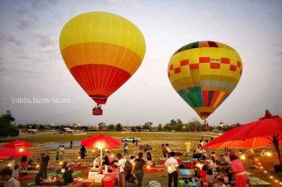 Tethering Balloon Chiang Mai