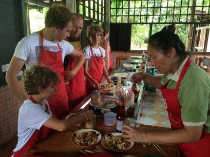 全天学做泰国菜 Thai Farm Cooking School