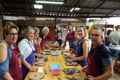 泰式烹飪課程半天课程早上Thai Kitchen Cookery Centre