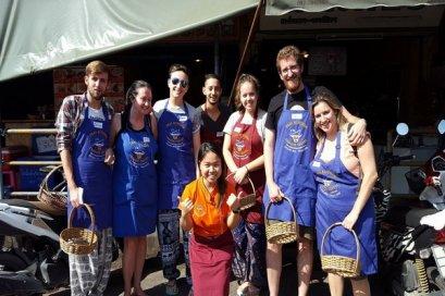 泰式烹飪課程半天课程下午Thai Kitchen Cookery Centre