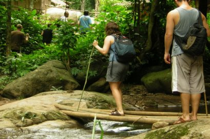 2 Days 1 Night Trekking Exclusive Route,Chiang Mai Trip,Northern Thailand