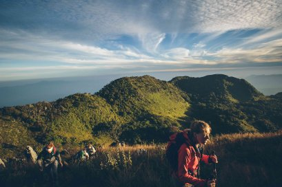 One Day Trekking Doi Ngom Summit Experience