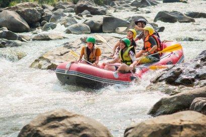 美丹河漂流 (Chiang Mai Adventure)