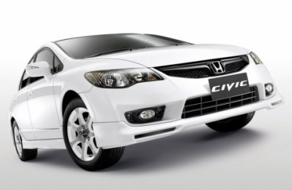 HONDA CIVIC (AUTOMATIC)