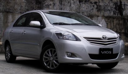 TOYOTA VIOS (AUTOMATIC)