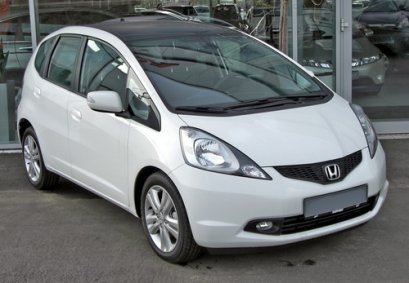HONDA JAZZ (AUTOMATIC)