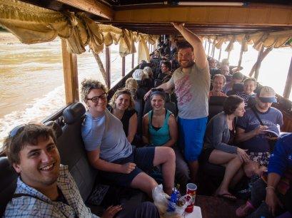 Package Slow Boat 3 Days 2 Nights Chiang Mai to Luang Prabang(B)