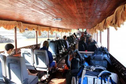 Package Slow Boat 3 Days 2 Nights Chiang Mai to Luang Prabang(A)
